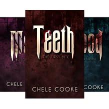 Teeth Dark Paranormal Vampire Series (4 Book Series)