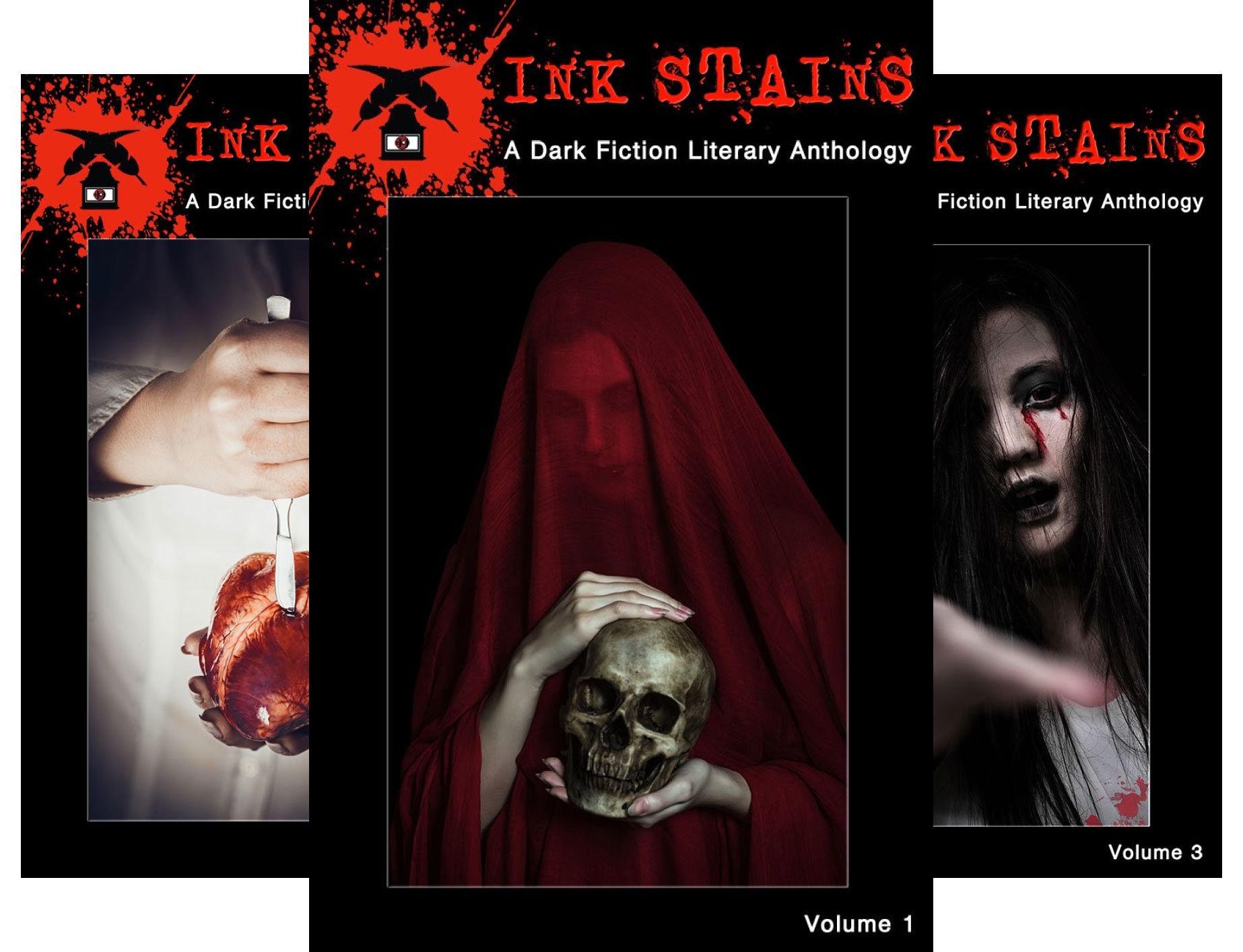 Ink Stains (12 Book Series)