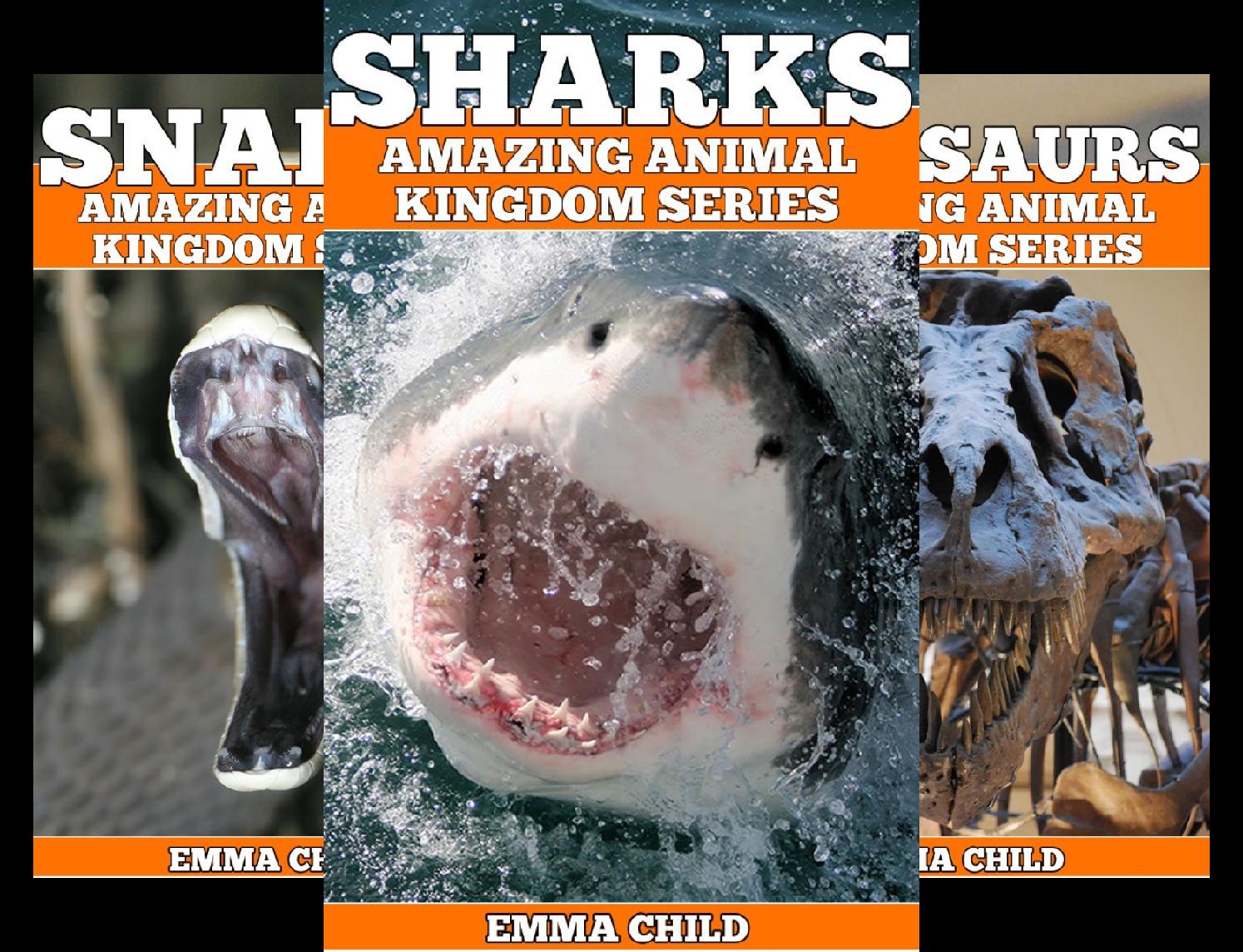 Amazing Animal Kingdom (18 Book Series)