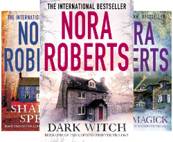 The Cousins O'Dwyer Trilogy (3 Book Series) by Nora Roberts