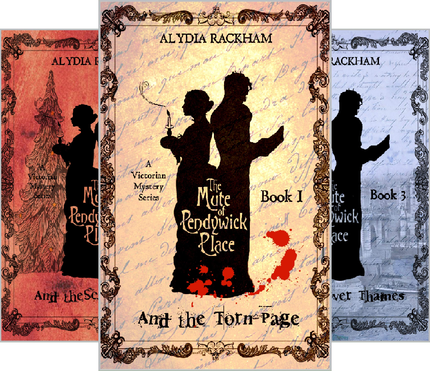 The Mute of Pendywick Place (5 Book Series)