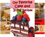 Bakery Cooking Series (4 Book Series)