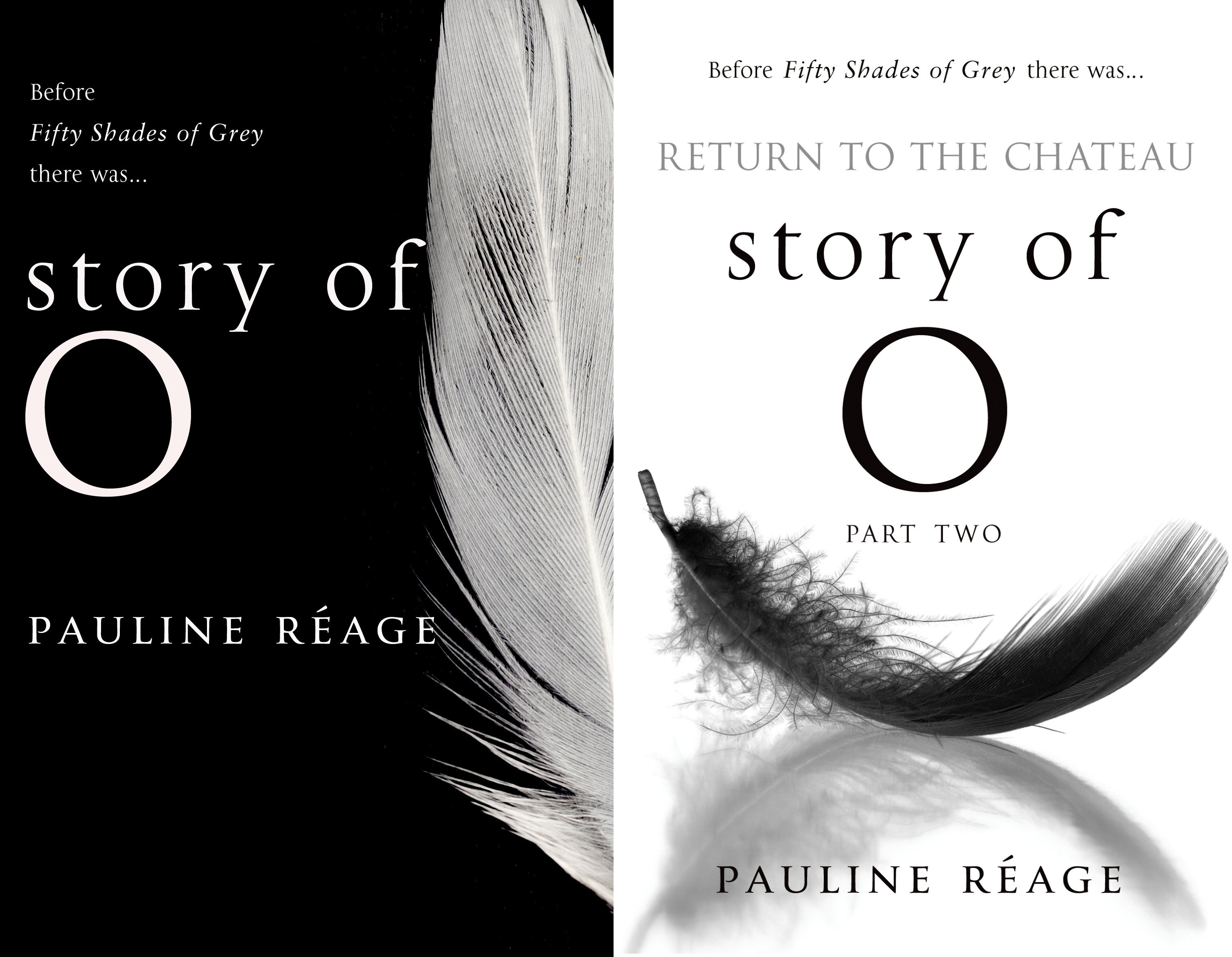 Story of O (2 Book Series)