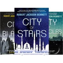 The Divine Cities (3 Book Series)