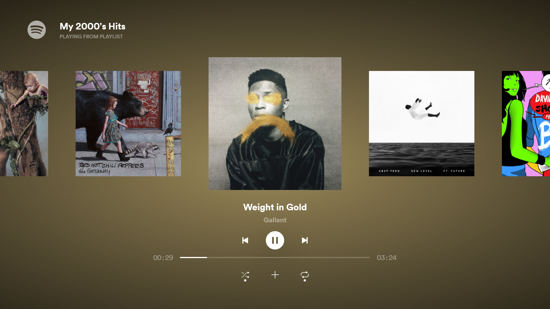 Spotify Music - für Fire TV Screenshot