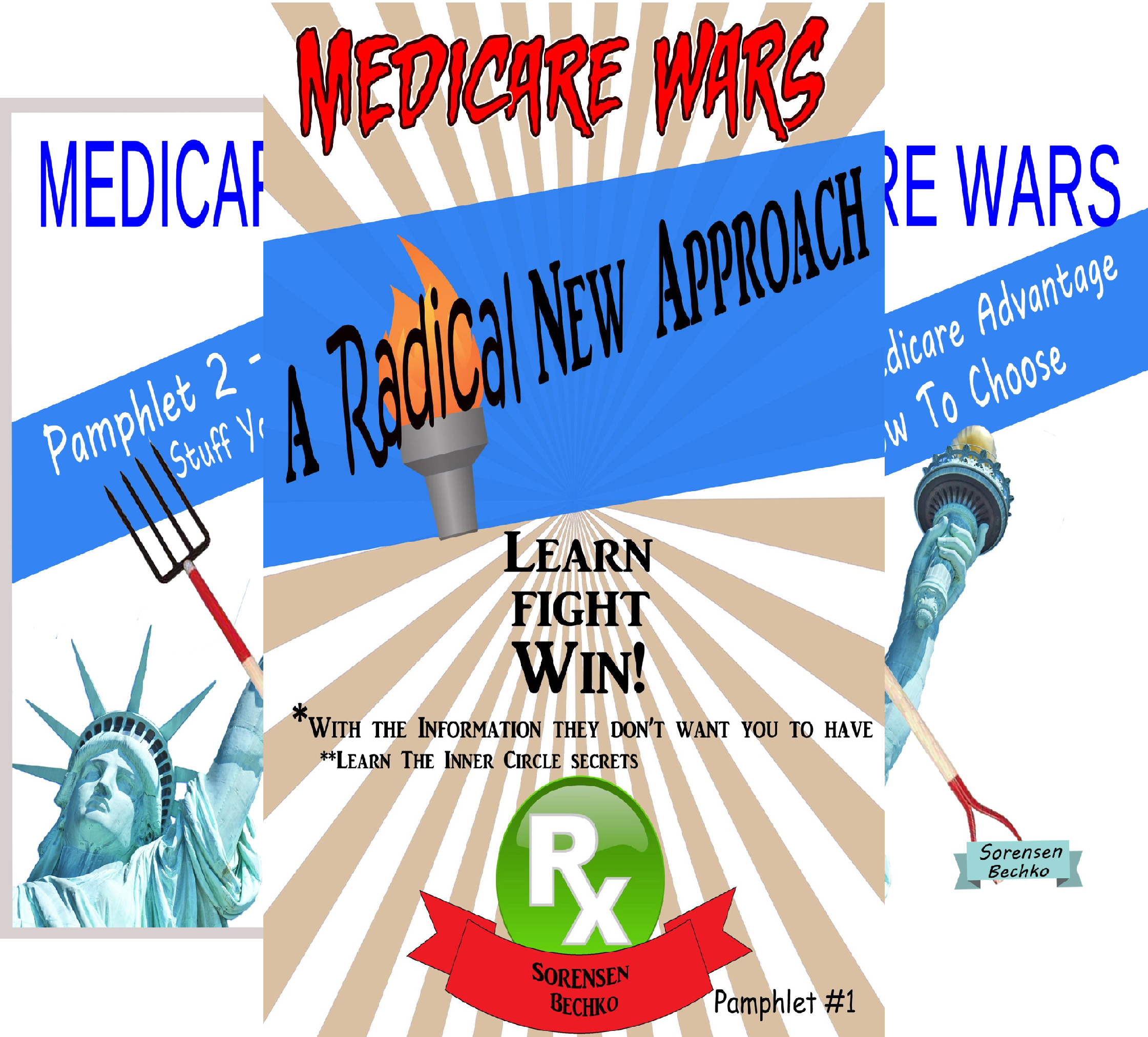 Medicare Wars (5 Book Series)