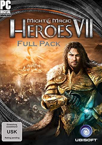 Might & Magic: Heroes VII - Full Pack [PC Code - Uplay]