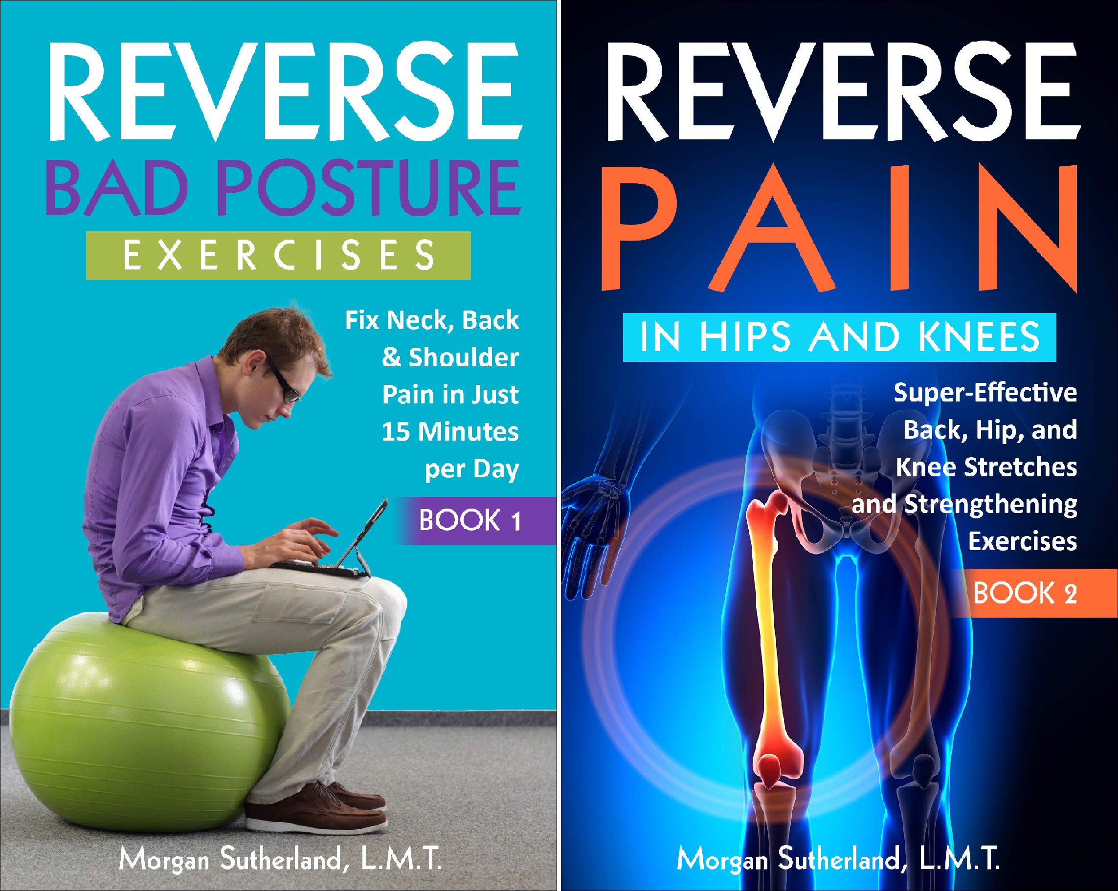 Reverse Your Pain (2 Book Series)