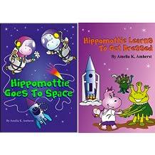 Hippomottie Adventures (2 Book Series)