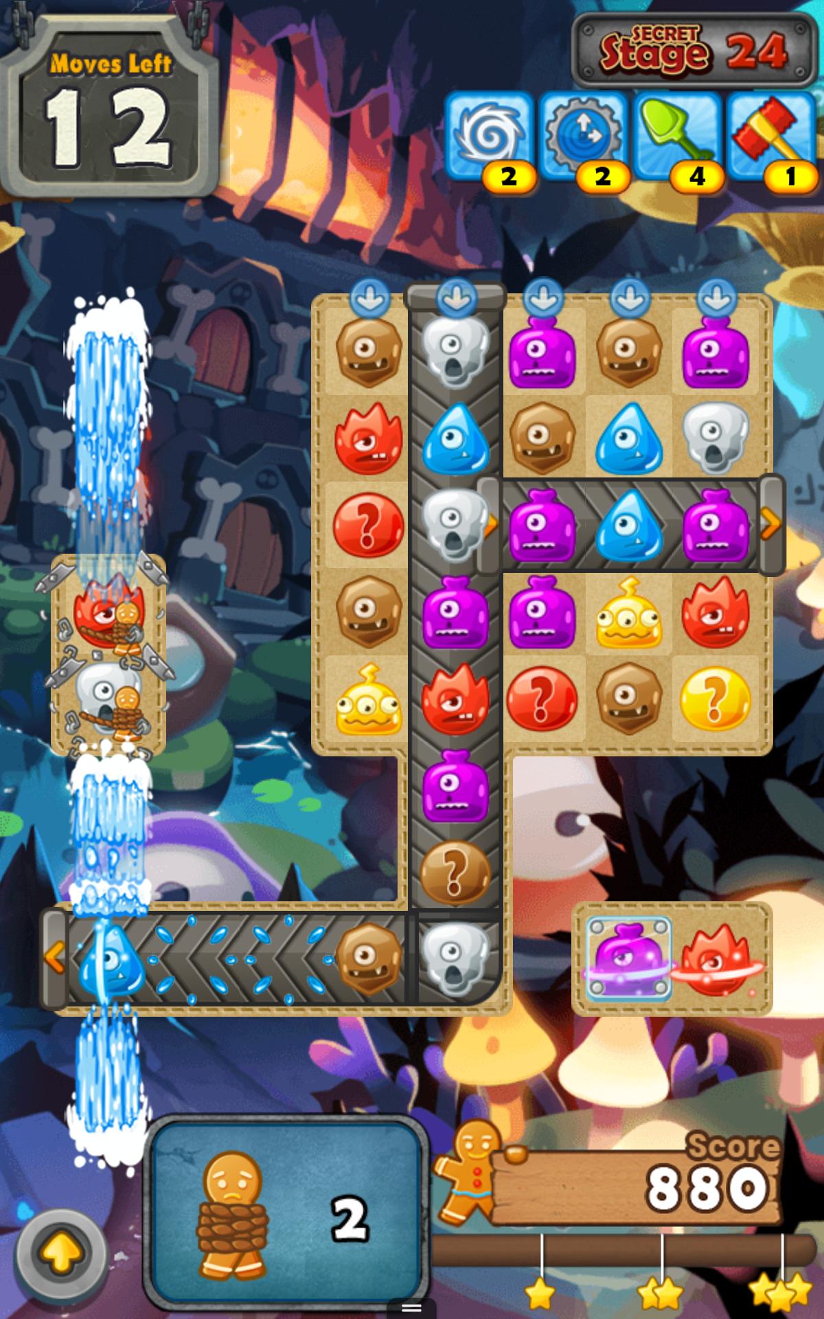 Match 3 Puzzle