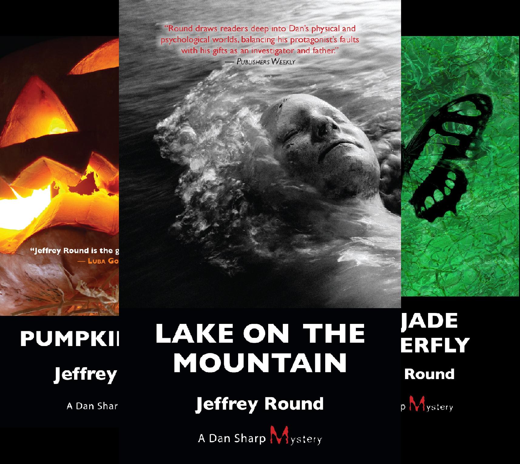A Dan Sharp Mystery (6 Book Series)