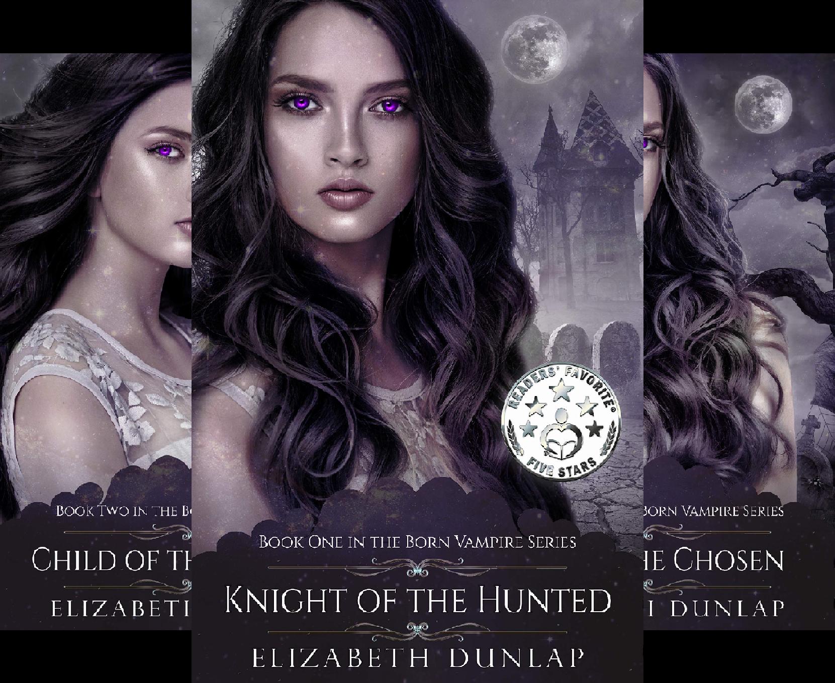 The Born Vampire Series (5 Book Series)