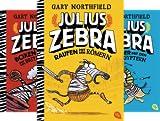 Die Julius Zebra-Bücher (Reihe in 4 Bänden)