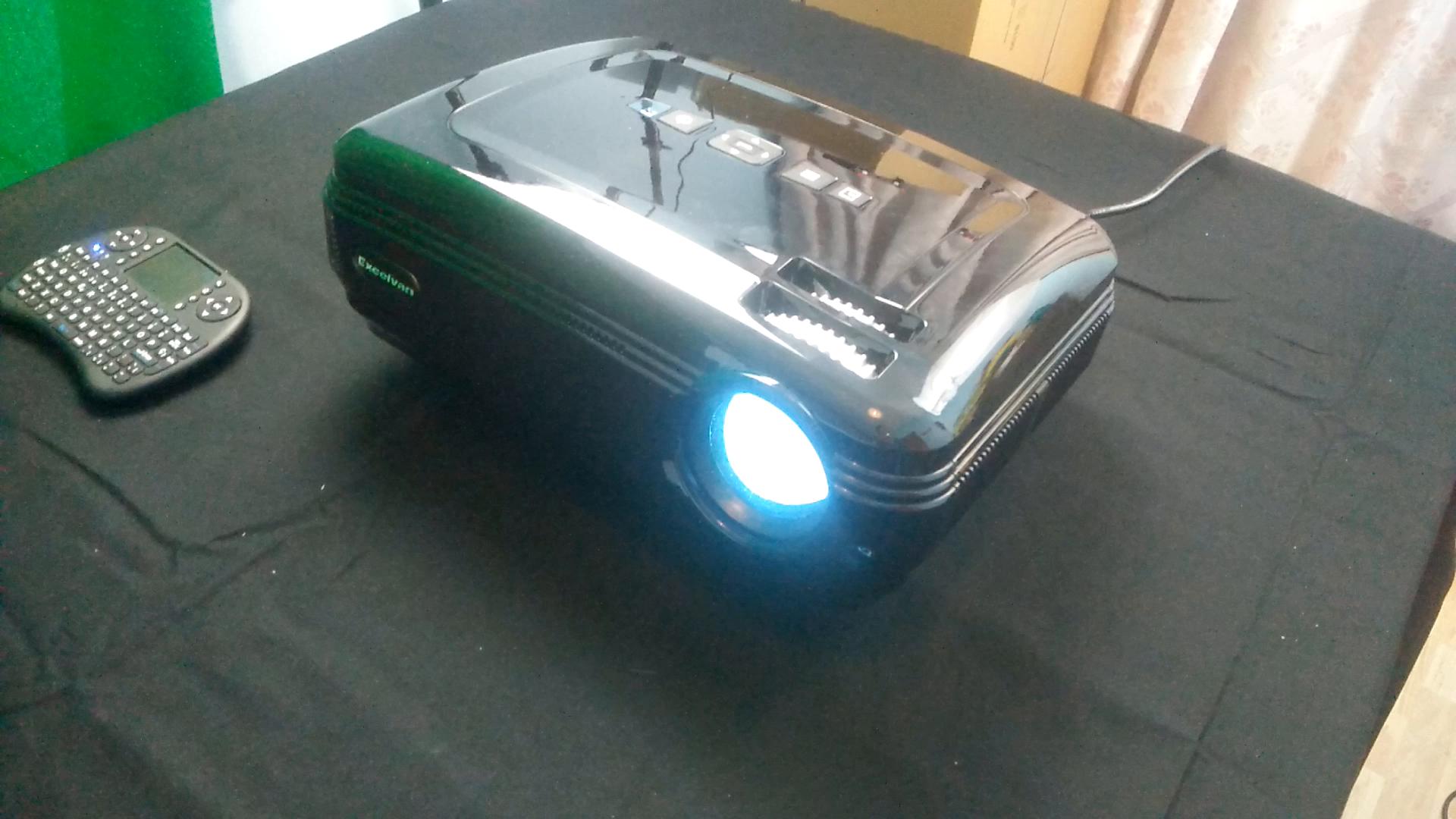 Amazon.es:Opiniones de clientes: Excelvan BL59 - Proyector LED ...