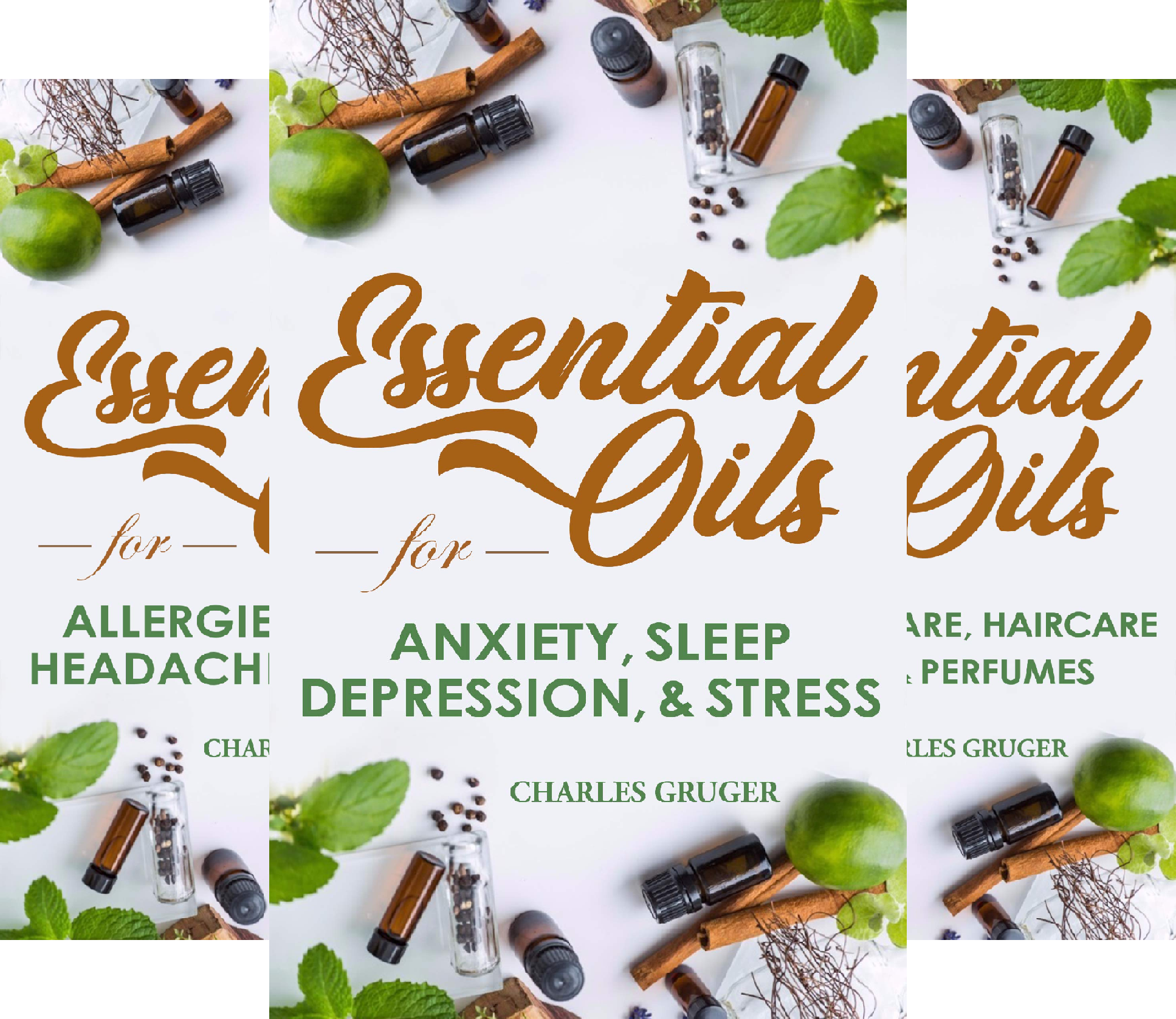 Aromatherapy and Essential Oils Beginners Guide 2019 (6 Book Series)