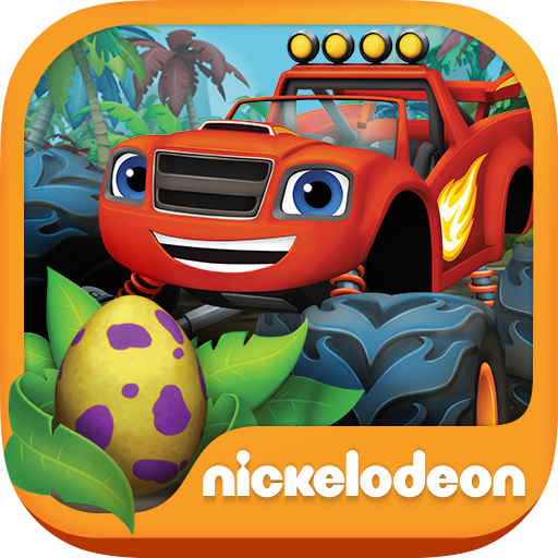 Blaze And The Monster Machines Dinosaur Rescue Amazon Co Uk Appstore For Android