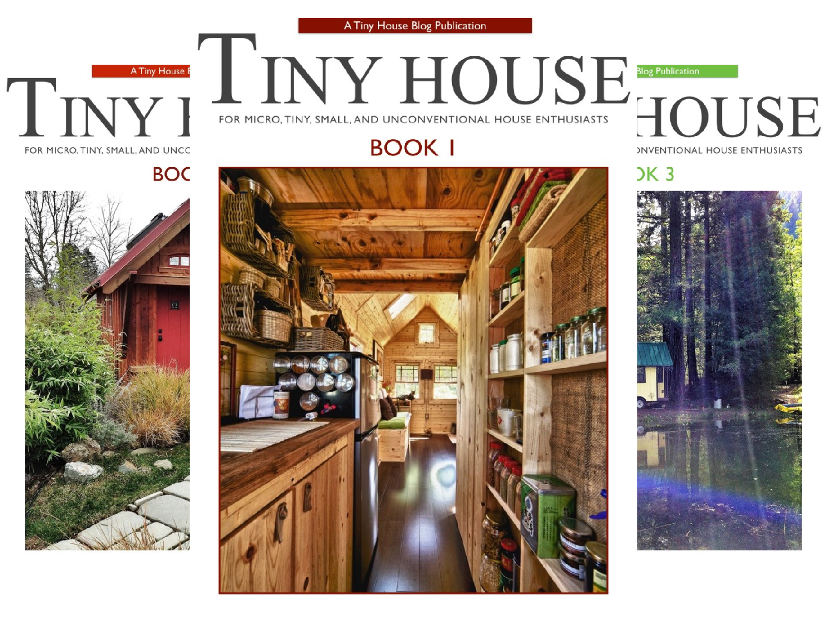Tiny House (6 Book Series)