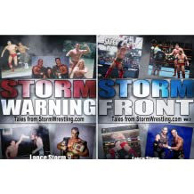 Tales from StormWrestling.com (2 Book Series)