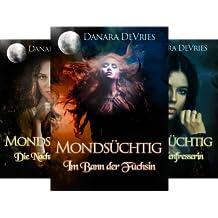 Mondsüchtig (Reihe in 3 Bänden)