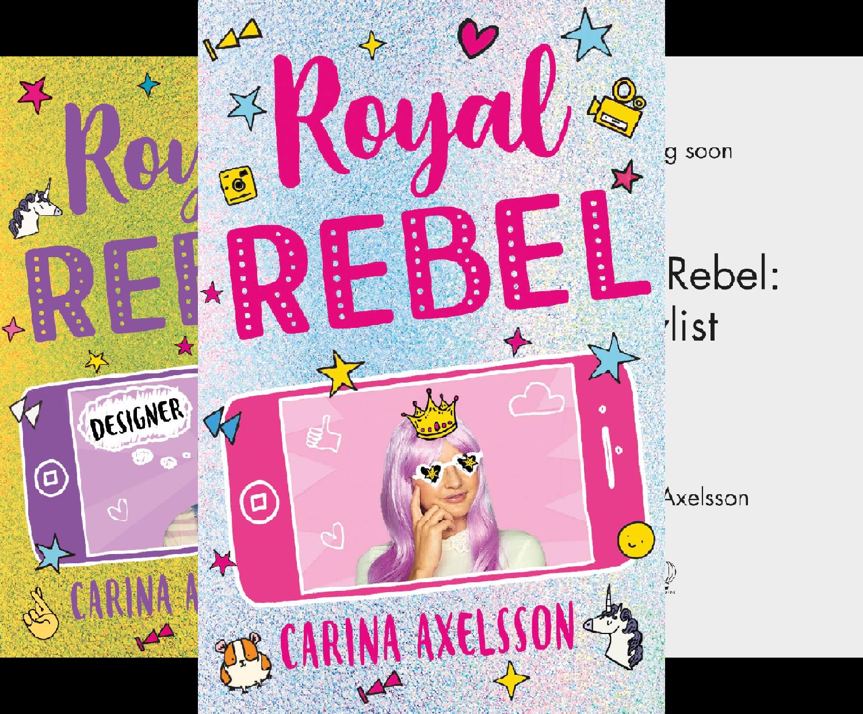 Royal Rebel (3 Book Series)