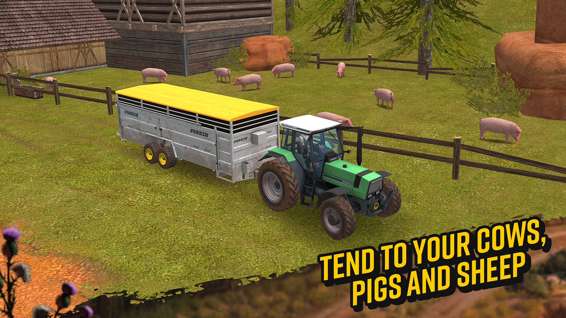 farming simulator 18  amazon fr  appstore pour android