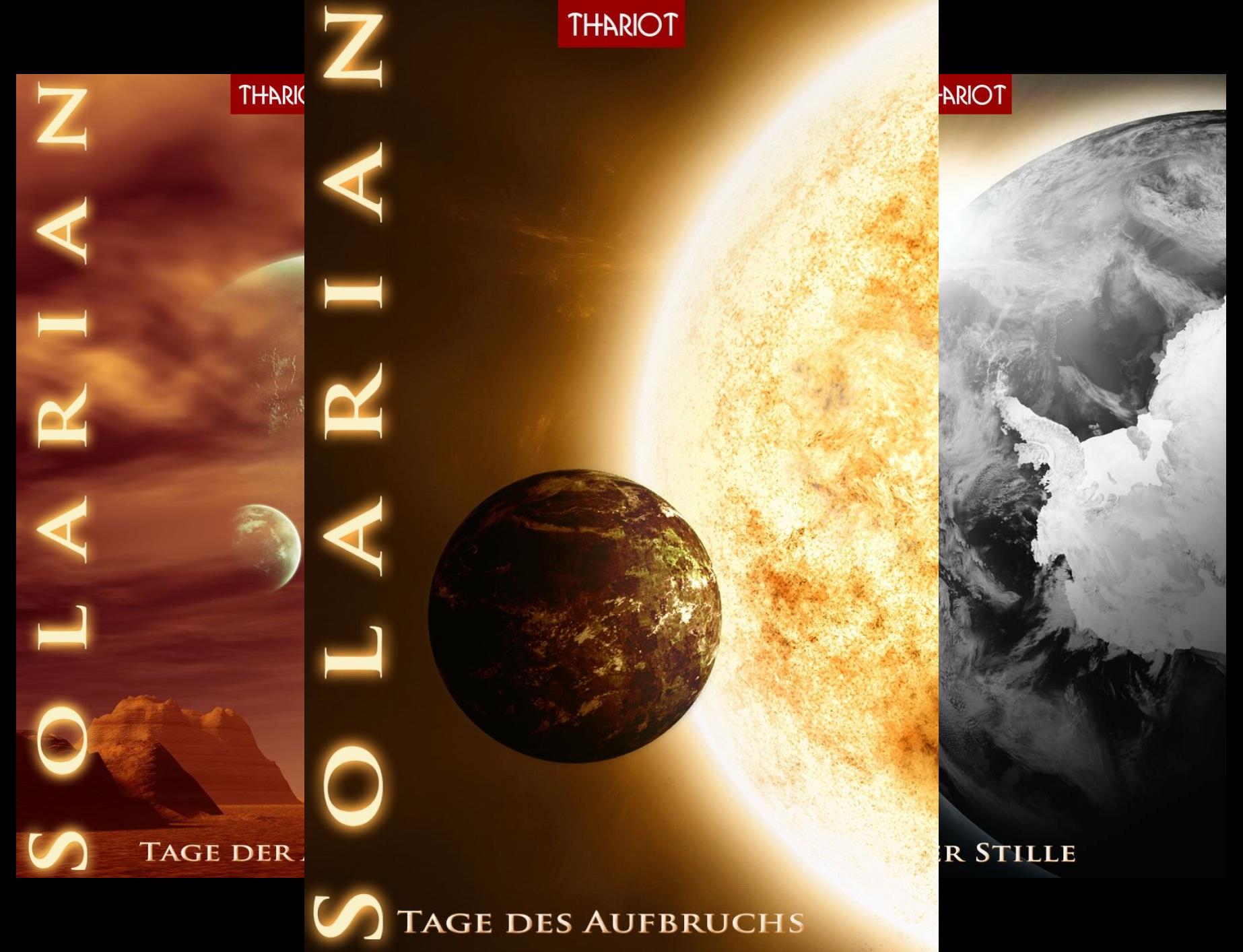 Solarian Saga...
