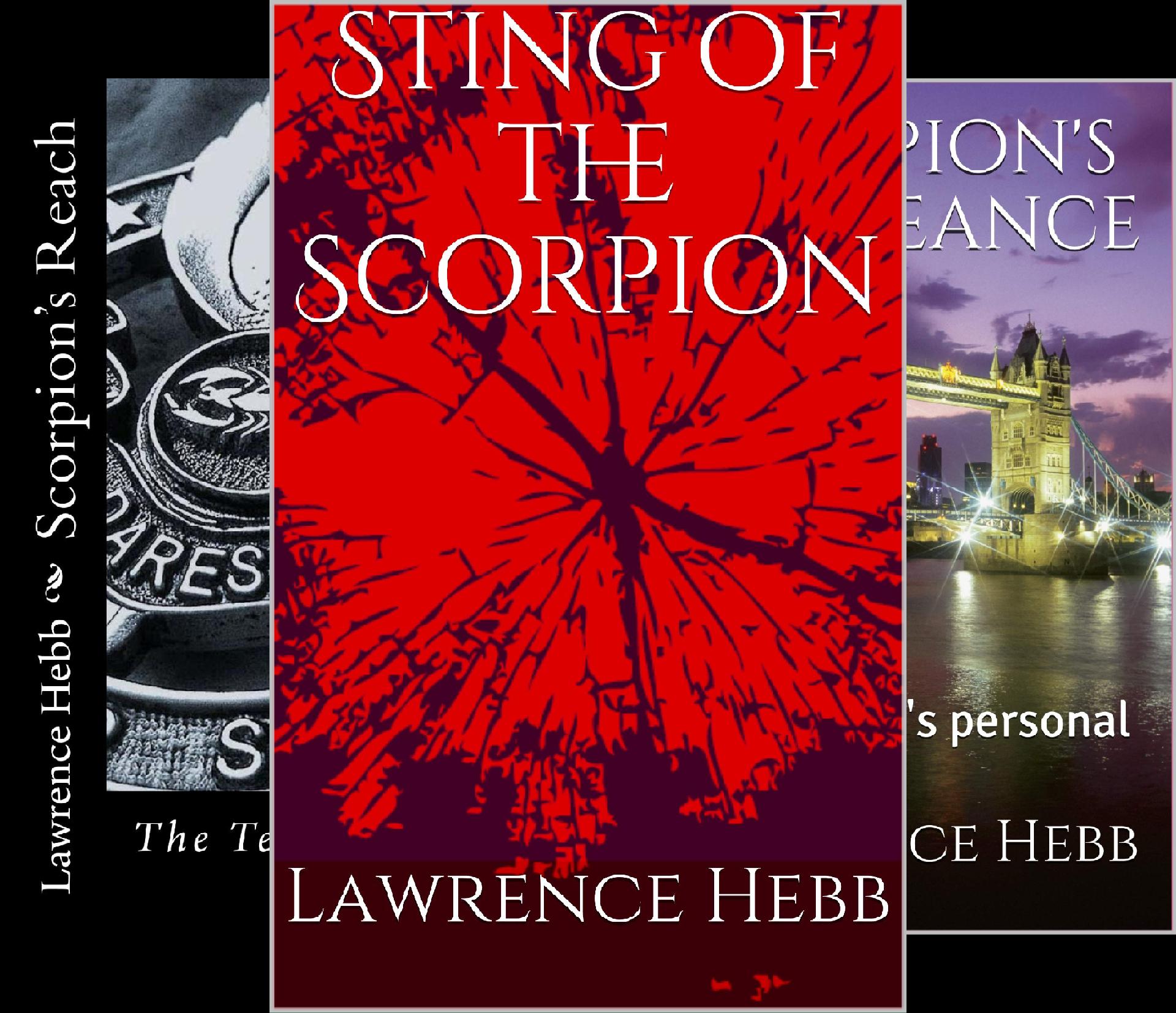 Scorpion (3 Book Series)