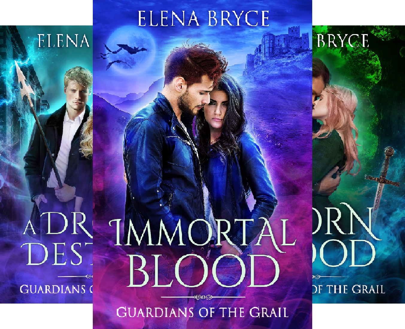 Guardians of the Grail (5 Book Series)