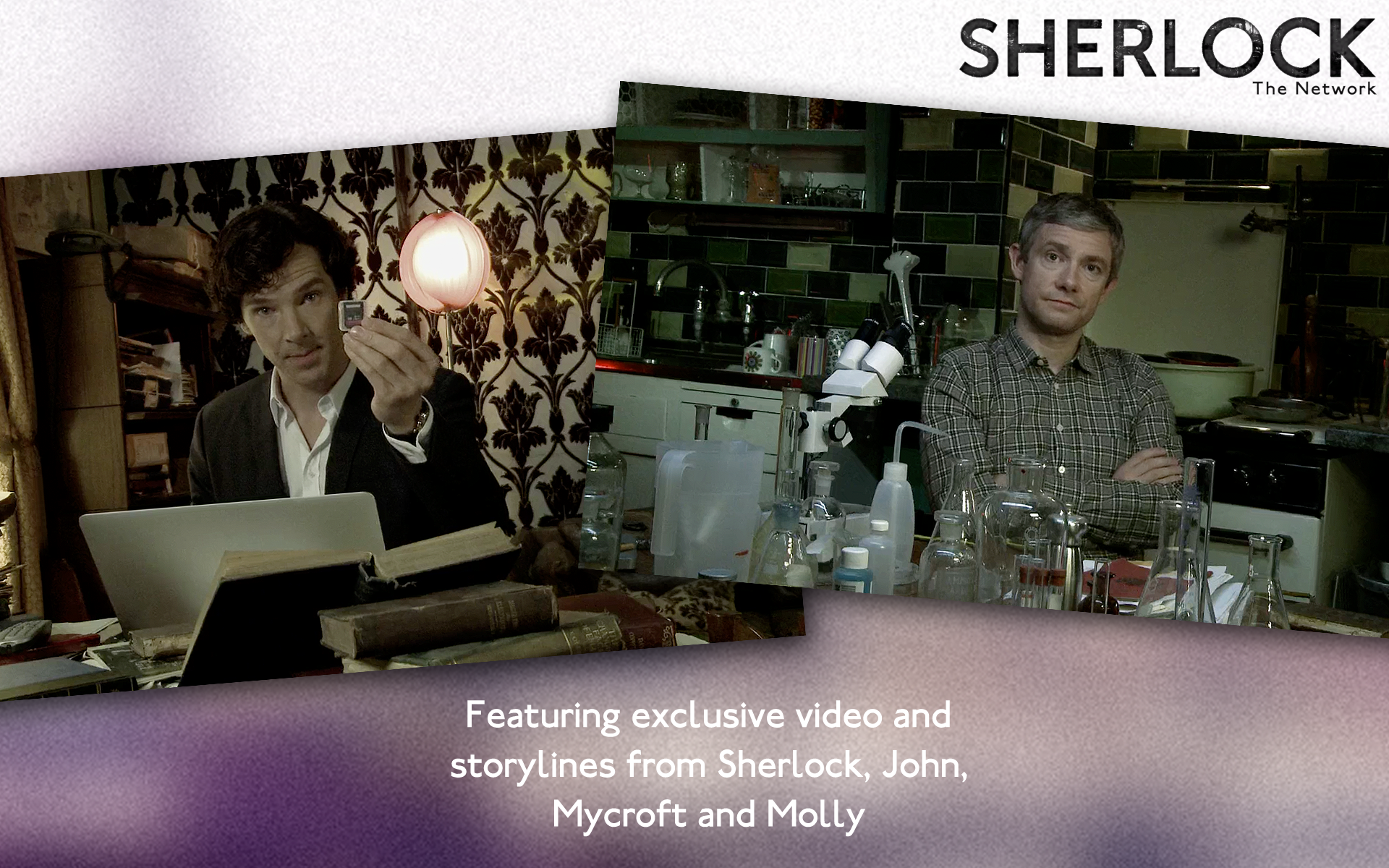 Sherlock: The Network - Official App of the Hit TV Detective Series ...