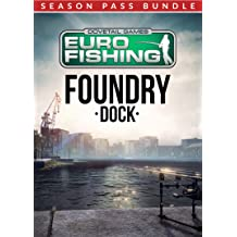 Euro Fishing Foundry Dock + Season Pass [PC Code - Steam]