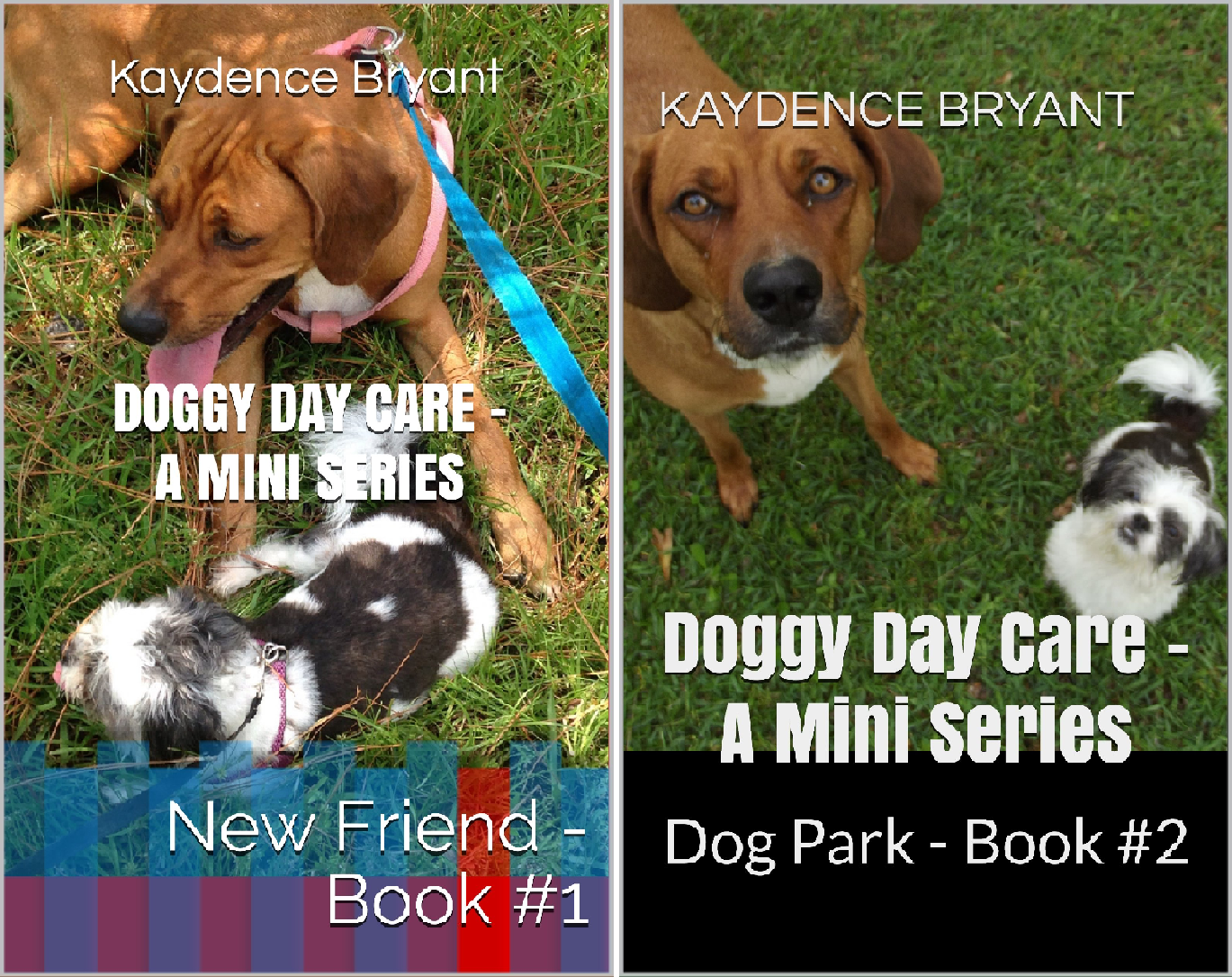 Doggy Day Care (2 Book Series) -