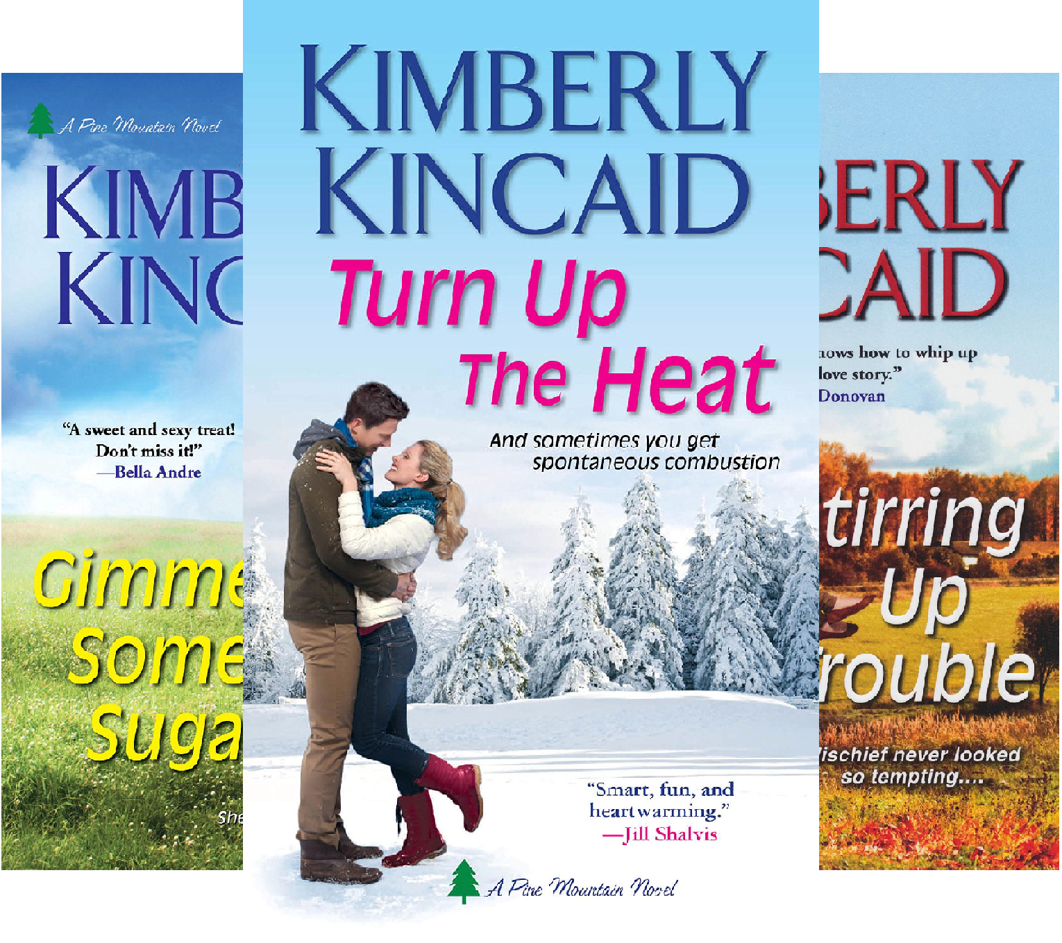 Pine Mountain (5 Book Series)