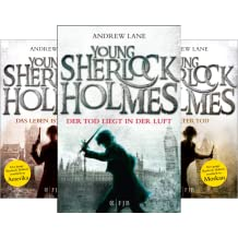 Young Sherlock Holmes (Reihe in 6 Bänden)
