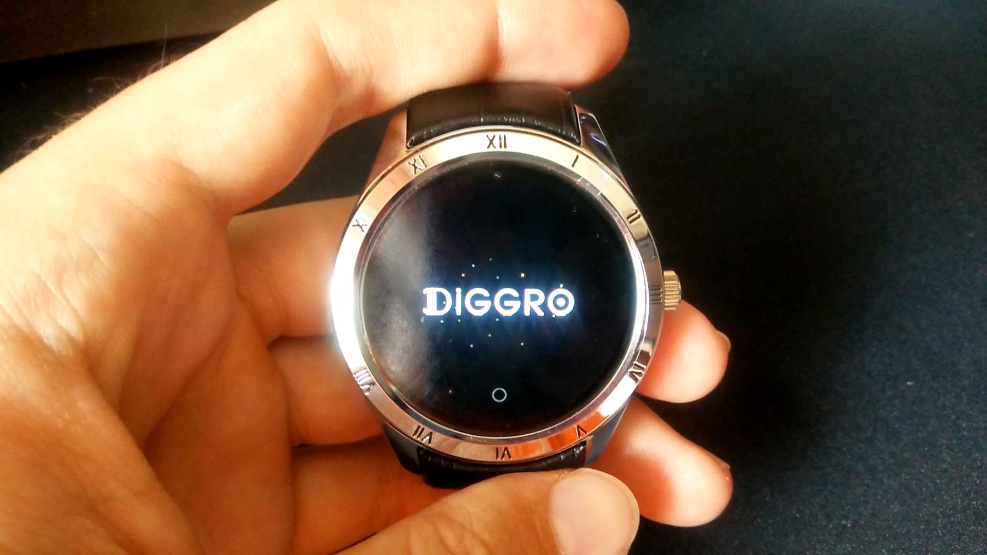 Amazon.es:Opiniones de clientes: Diggro DI05 Smartwatch WIFI GPS ...