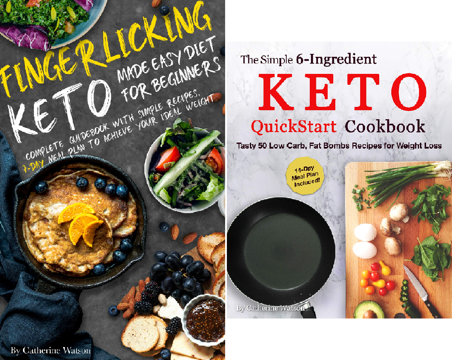 Ketogenic (2 Book Series)