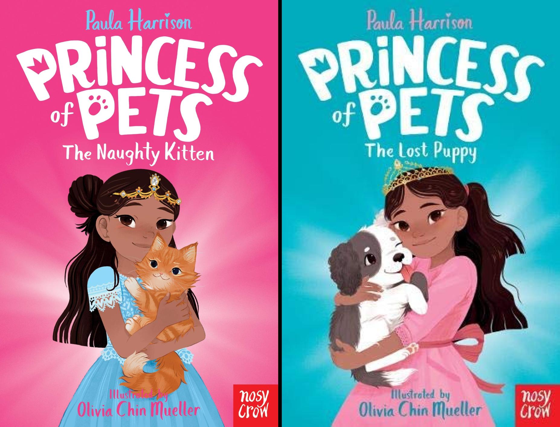Princess of Pets (4 Book Series)