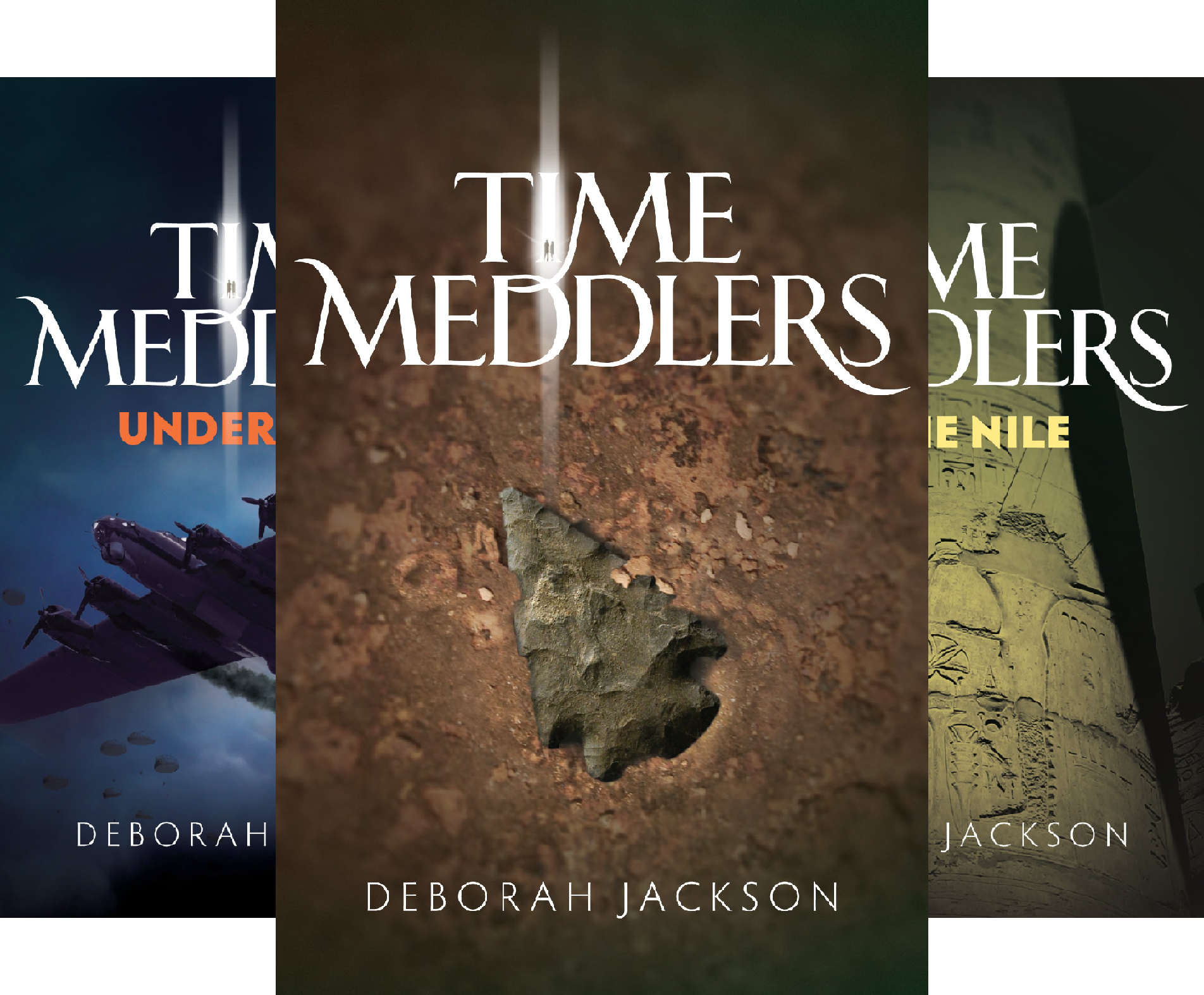 Time Meddlers (3 Book Series)