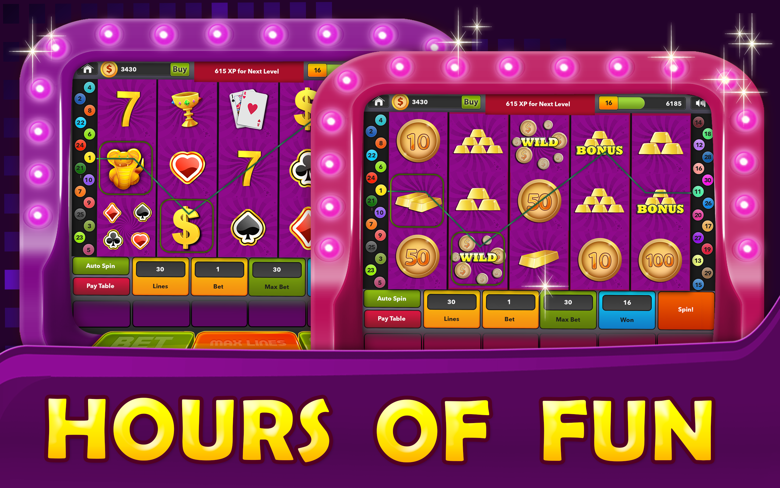 Slot Machine Game Apps