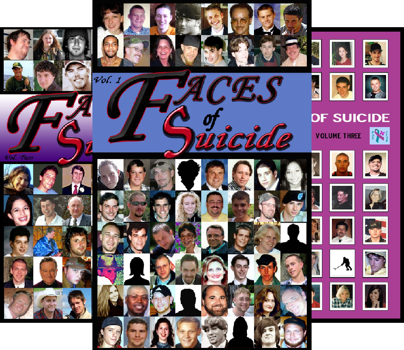 Faces of Suicide (5 Book Series)