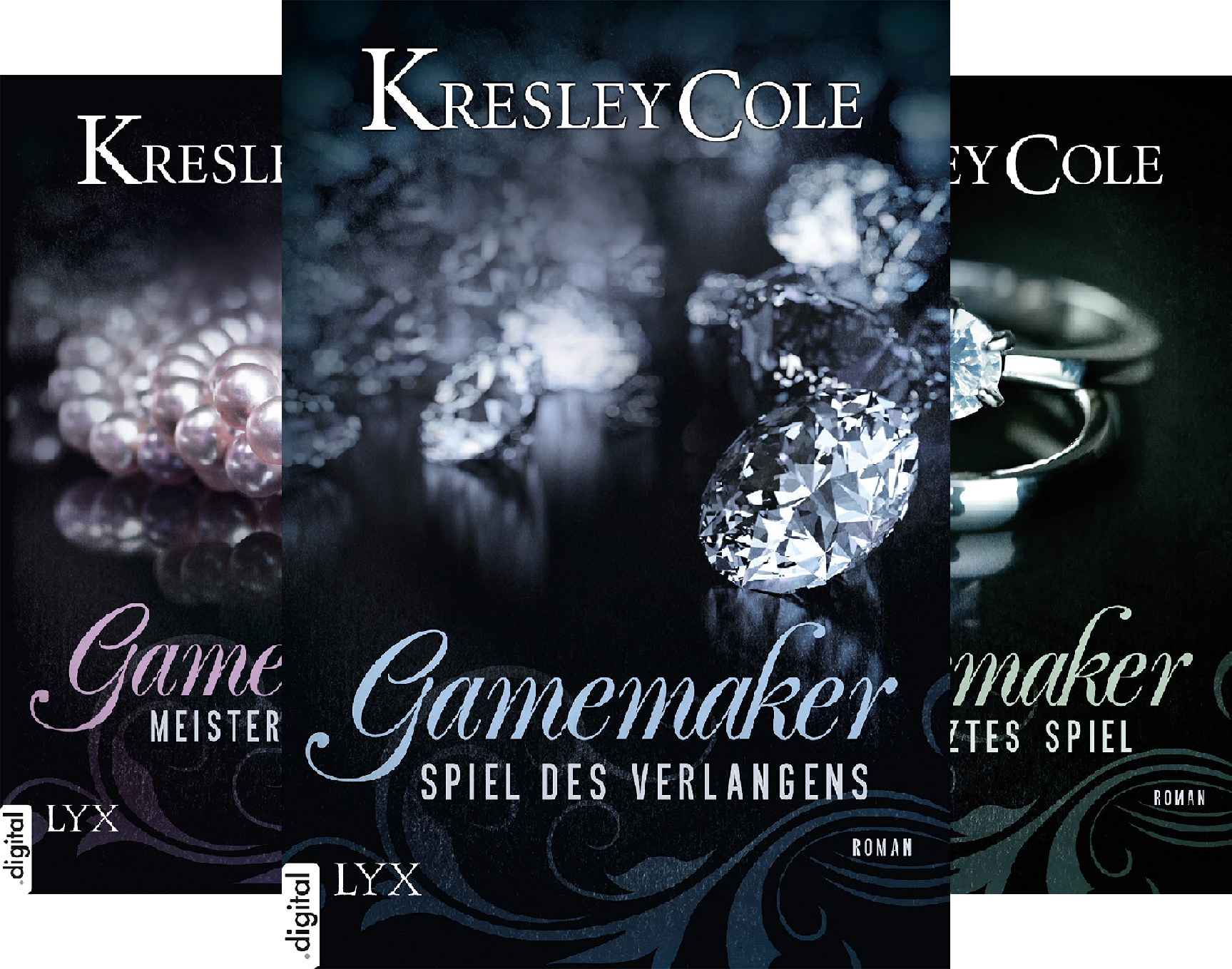 Gamemaker (Reihe in 3 Bänden) (Game Maker)