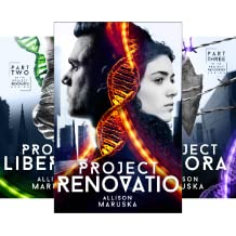 Project Renovatio (3 Book Series)