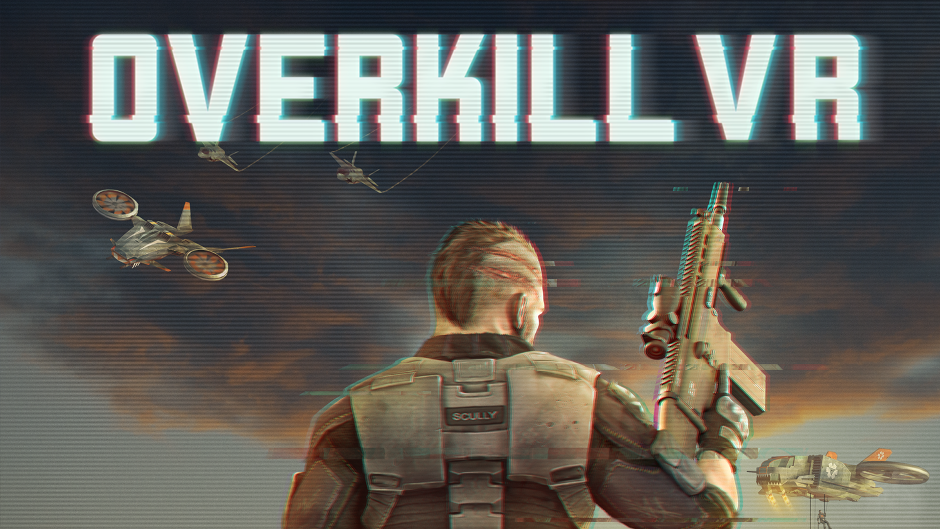 Overkill VR: Action Shooter FPS [PC Code - Steam]