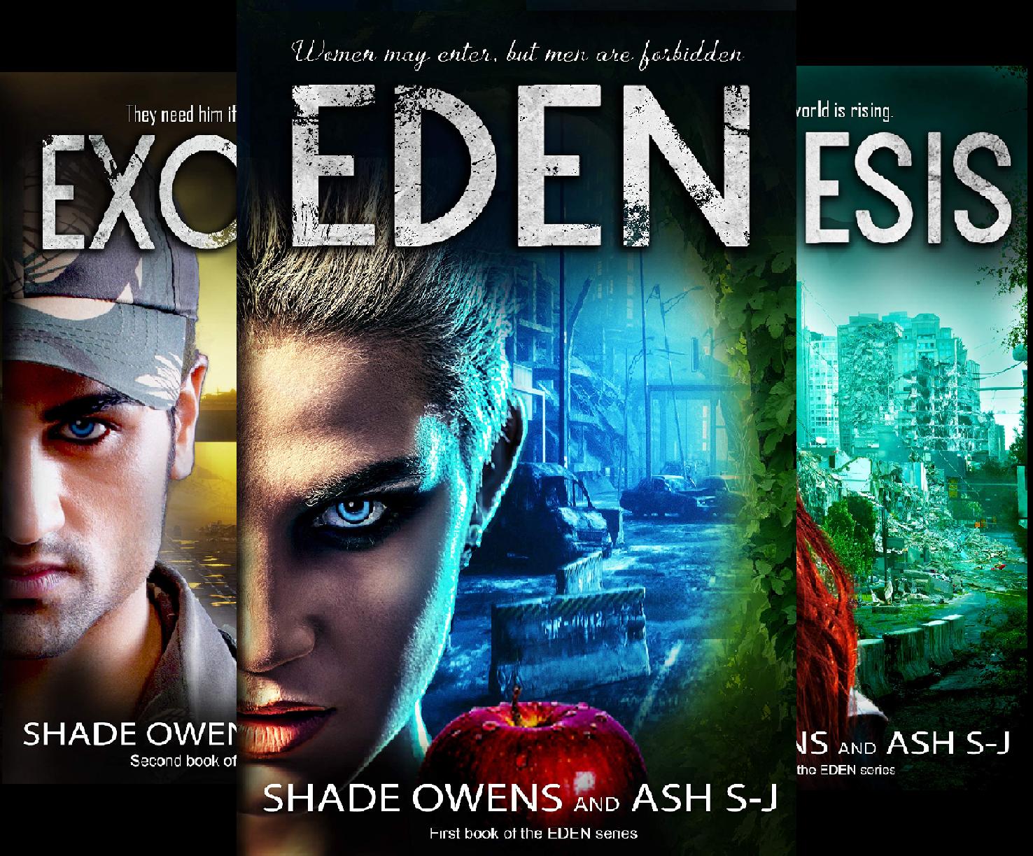 Eden (3 Book Series)