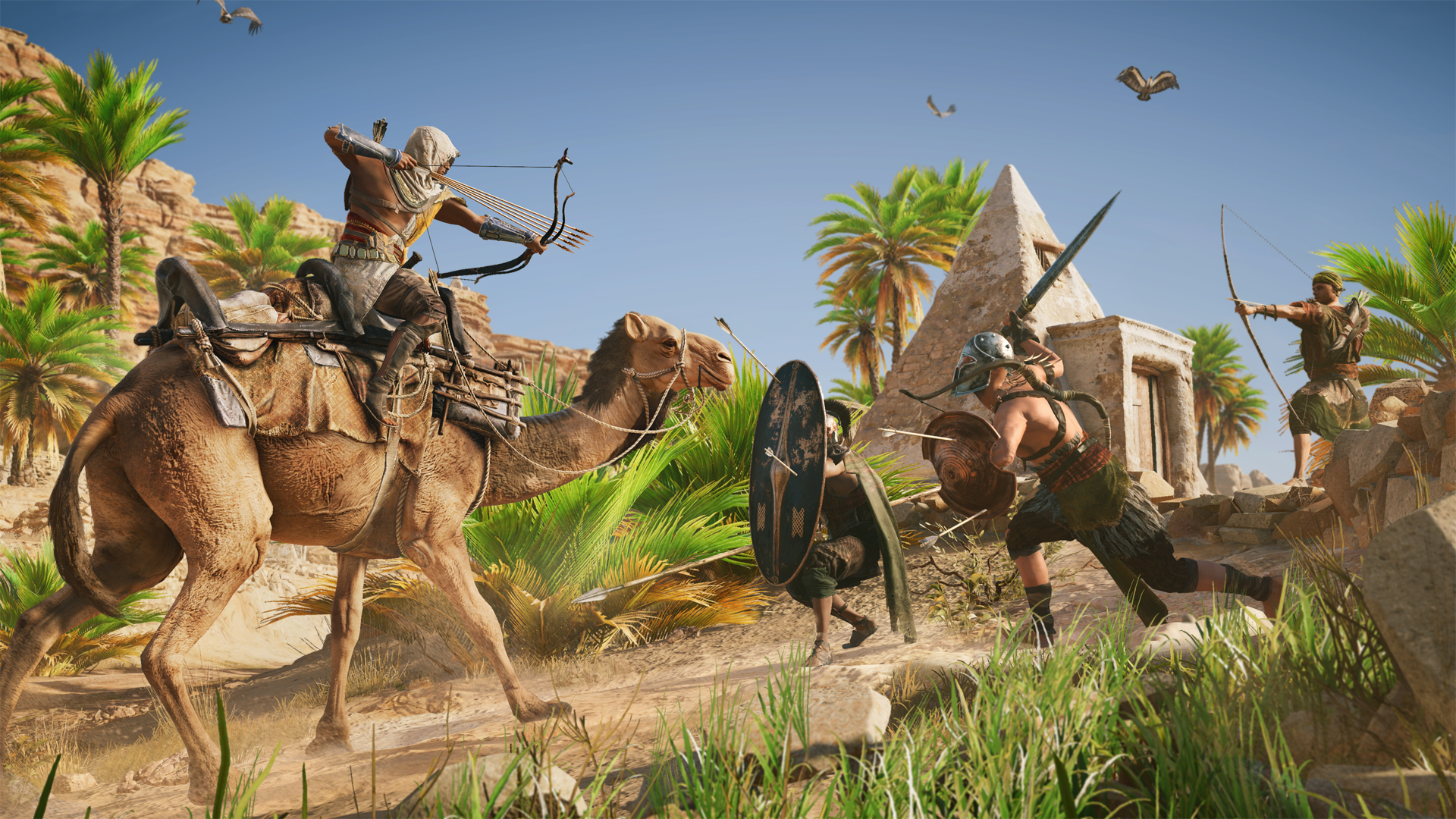 Assassins Creed Origins Uplay Code screenshot