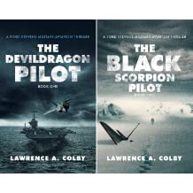 Ford Stevens Military-Aviation Thrillers (2 Book Series)