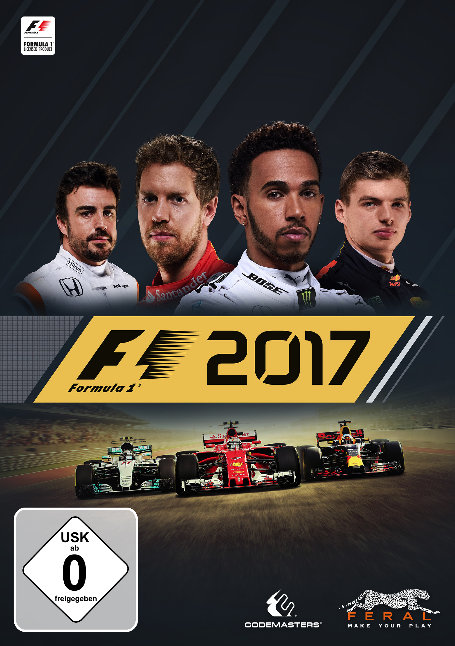 F1 2017 [Mac Code – Steam]