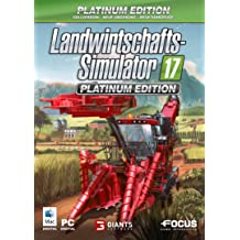 Landwirtschafts-Simulator 17: Platinum Edition [PC/Mac Code - Steam]