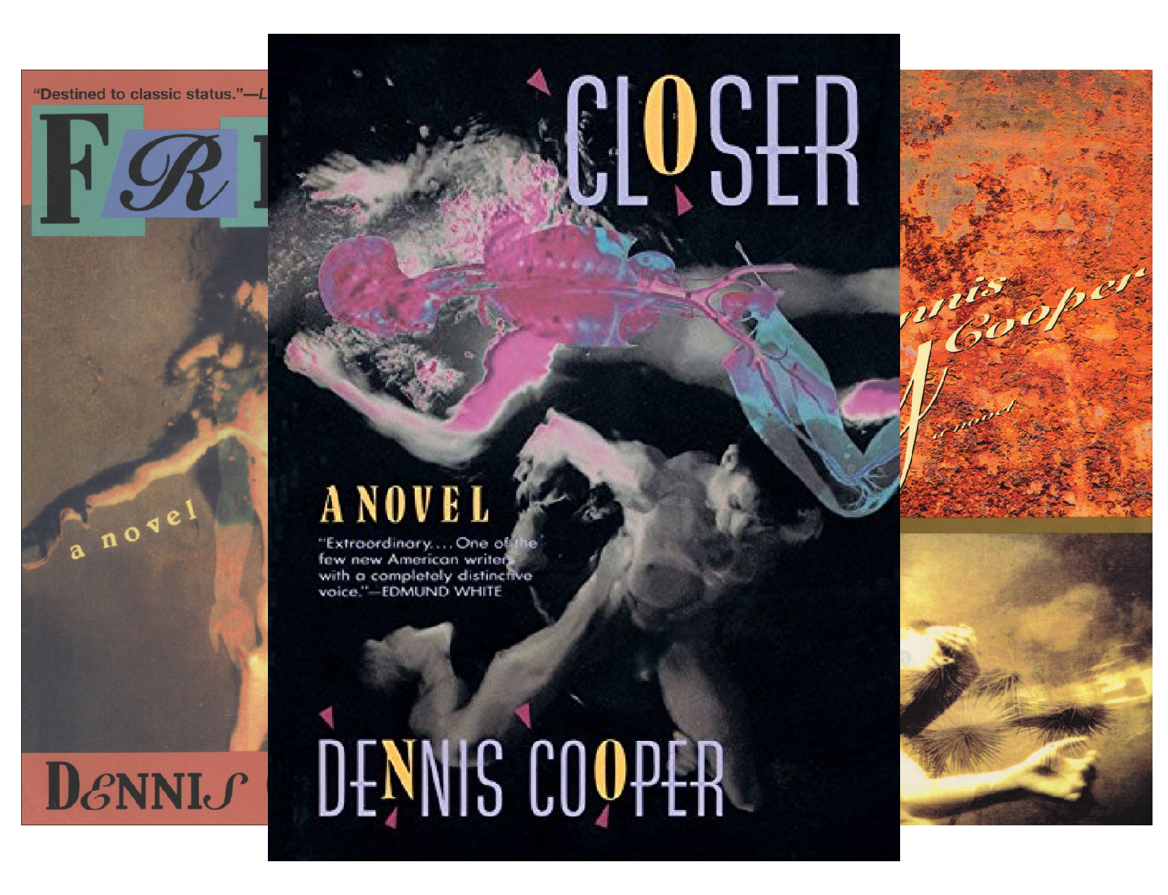 Cooper, Dennis (5 Book Series)