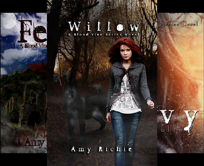 Blood Vine Series (3 Book Series)