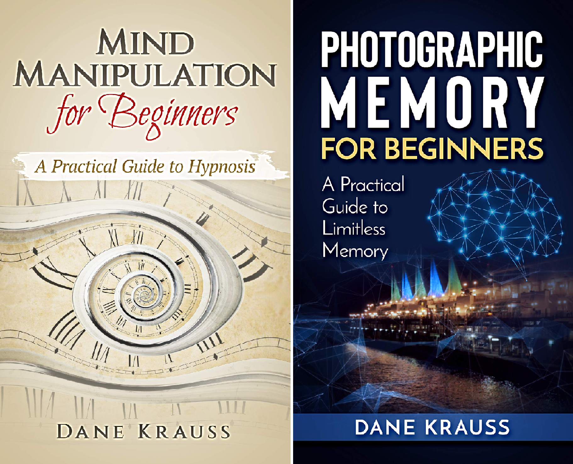 Mind Improvement for Beginners (2 Book Series)